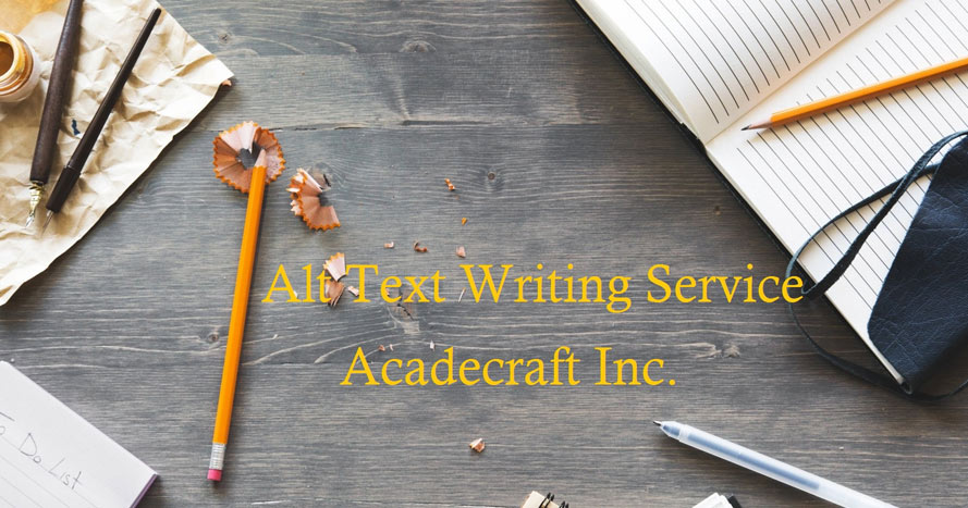 What is Alt Text Writing