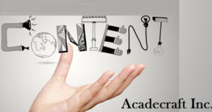 What impact does content development service make on elearning business?