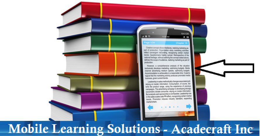 What are Mobile Learning Solutions?
