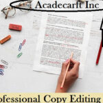 Invest in Professional Copy Editing Services to Secure ROI